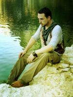 Uncharted - Nathan Drake by James--C