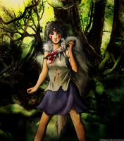 The Princess Mononoke by Natsuyume