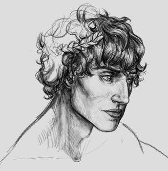 Damen Study WIP by Mellisonance