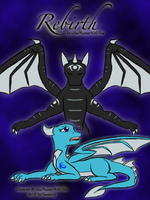 Rebirth Story Cover - MK 2 by SoulDragonWithFlow