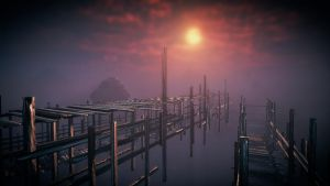 Test Project Dream scene UDK SS 01 by Pyrogoth85
