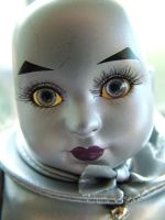 creepy dolly 1 by JensStockCollection