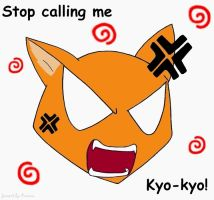 Don't Call Me Kyo Kyo by Misaki-chi