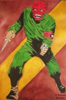 The Red Skull by 12jack12
