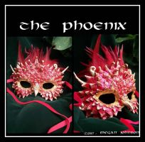 """The Phoenix Mask"" by EMasqueradeGallery"