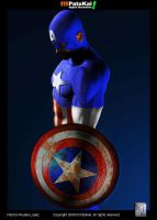 Captain America by patokali