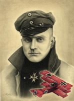 Red Baron by lygart