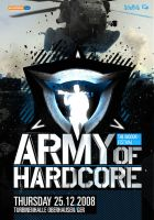 Army Of Hardcore - 25-12-08 by Typic