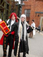 Grell and Undertaker by Winxhelina