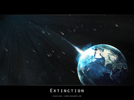 Extinction Wallpaper by Zirkky