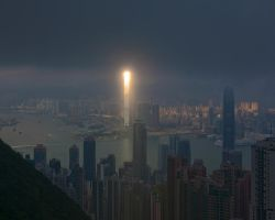 ghostly Hong Kong VI by photoport