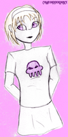 Homestuck - Rose Lalonde by CameoAppearance