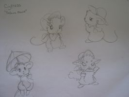 Mouse Chronicles Character sheet - Cypress by HyperactiveInnocence