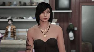 GTA Online - My asian character 11 by smileybeat