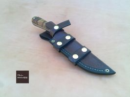 Neo Tribal Companion by MLLKnives