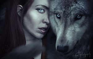 Instinct by EclipxPhotography