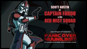 POM - Fordo and Red Mist played by Scott Austin by JoeHoganArt