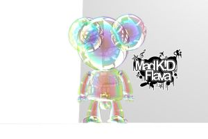 Soap Bubble Mouse by MadKIDFlava