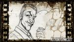 Monsters, Maidens and Mayhem -Vincent Price Prelim by nathanscomicart