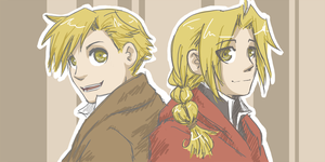 FMA - Those two by tacokisses
