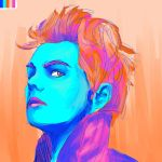 Gerard With a Cool Palette by click-on-minecraft