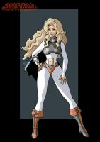 barbarella by nightwing1975