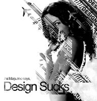Design Sucks by antoniopratas