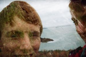 Our Faces Split The Coast In Half by TheNewBlueBlood