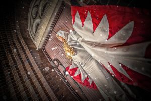 White Mage: In The Snow by CMOSsPhotography