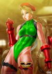 Cammy SF V version by GGG85