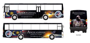 Angkasawan Bus by Adt83