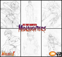 Mangaholix Midknighters Artjam by Kougen