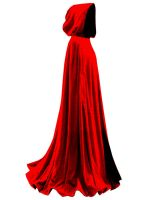 Red Cape stock by PridesCrossing