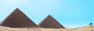 Ancient Pyramids by arthuro12