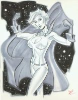 Powergirl by MichaelDooney