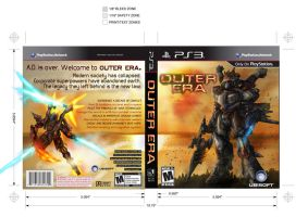 Outer Era Box Art by Setzuo