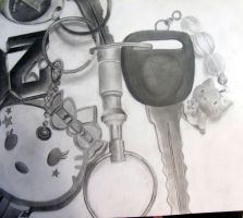 Drawing I: Assignment 2 by Rzeznik91
