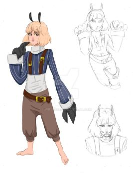 Cub sketches by Wielesse