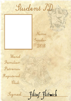 Ravenclaw Student ID Base by Tomoyo-plumqueen