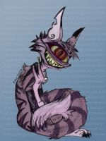 Cheshire by Rabid-Turtle