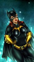 Birds of Prey-Batgirl by CamiFortuna