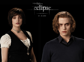 Eclipse: Jasper and Alice by jrath