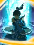 Korra: Spirit Power by SolKorra