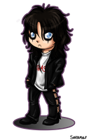 Alice Cooper Chibi 2 by SavanasArt