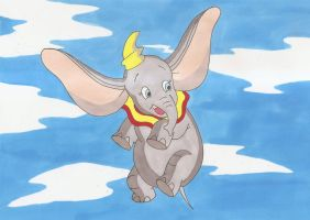 Dumbo by silverben