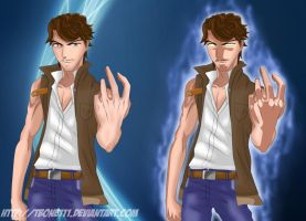 New Character: Conner Basten by tbone111