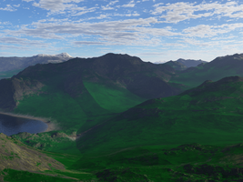 Terragen texture test by luciferrebirth