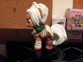 League of Legends- Riven the Exile Pony Custom by luckygirl88