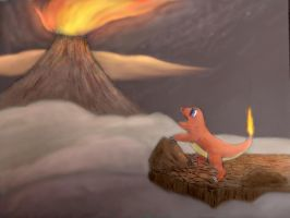 Charmander by Mathayis