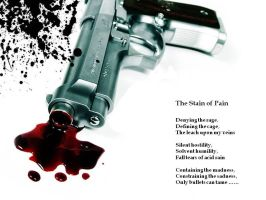 The Stain of Pain by xtremez